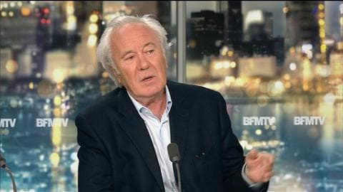 """Grève à Radio France: Mathieu Gallet """"va tenir la route"""" selon l'ancien PDG du groupe Jean-Luc Hees"""