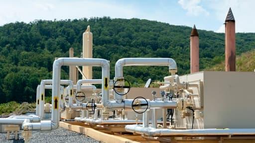 GDF Suez va investir dans le gaz de schiste au Royaume-Uni, sur une zone de plus de 1.000 km².