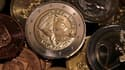 Un euro letton, qui circulera dans le pays dès le 1er janvier prochain.