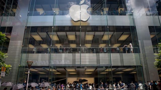 Apple tente de redresser la barre en Chine