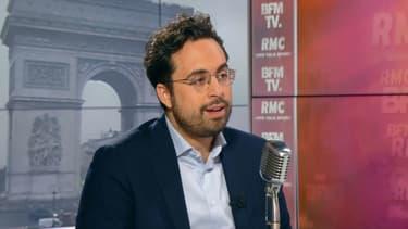 Mounir Mahjoubi sur RMC et BFMTV ce vendredi matin