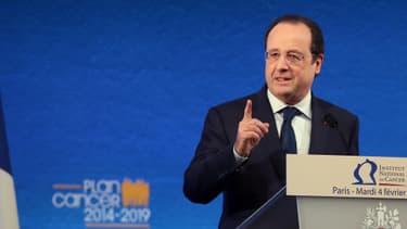 Le président Hollande a dévoilé mardi l'un des axes les plus attendus de son Plan cancer, celui de la lutte contre le tabagisme.