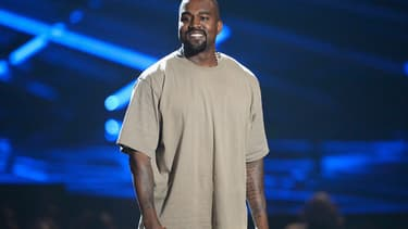 Kanye West en août 2015 à Los Angeles