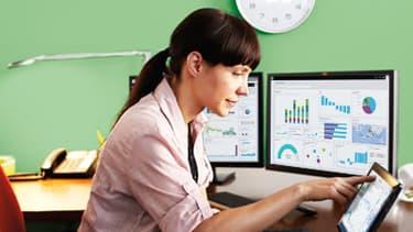 Power BI est un service de decisional en mode SaaS de Microsoft, que les entreprises peuvent activer en quelques minutes.