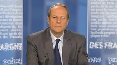Philippe Goujon, patron de la Férération UMP de Paris, refuse de suspendre le scrutin..