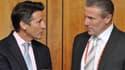 Sebastien Coe ou Sergueï Bubka, qui sera élu président de l'IAAF ?