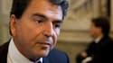 Le député UMP de Paris Pierre Lellouche, ici fin 2012 à l'Assemblée nationale.