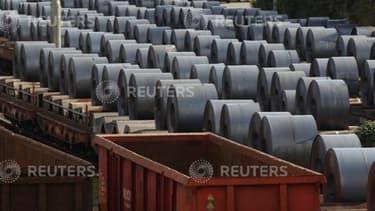 Pékin taxe l'importation de tubes d'acier sans soudure européen à environ 10% de leur prix.