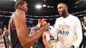 Kevin Durant et Lebron James pourraient se retrouver dans la même équipe lors du prochain All-Star Game.