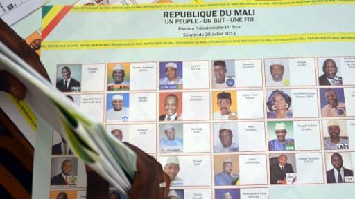 Le vote au premier tour de la présidentielle malienne s'est déroulé sans incidents