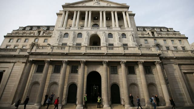 La Banque d'Angleterre a fixé son taux directeur à 0,50%.