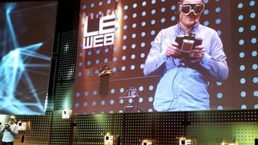 La dixième édition du salon LeWeb s'est ouverte mardi 10 décembre