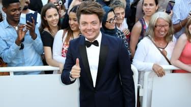 Kev Adams au Festival de Cannes en 2016
