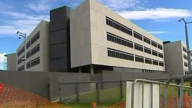 Le nouveau siège des services secrets autraliens, à Canberra.