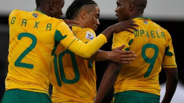 Les Sud-Africains