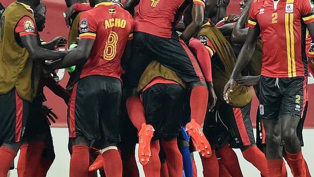 L'équipe d'Ouganda