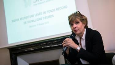 Anne Lauvergeon estime que l'Etat a tardé à donner à Areva les moyens d'être compétitif