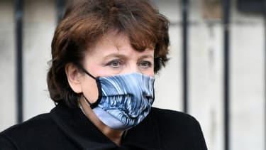 La ministre de la Culture, Roselyne Bachelot, le 9 février 2021 à Paris