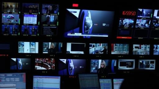 La chaîne d'information du groupe TF1 est actuellement diffusée sur la TNT payante.