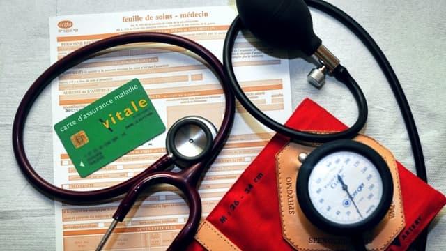 Le médecin recevait ses maîtresses dans son cabinet médical. Photo d'illustration