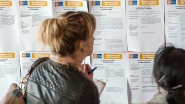 Les chiffres de l'Insee diffèrent de ceux de Pôle emploi