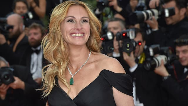 Julia Roberts à Cannes en mai 2016