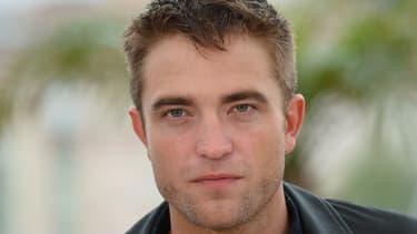 Robert Pattinson au Festival de Cannes, le 19 mai 2014.