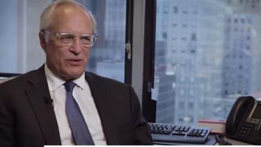 Paul Critchlow a été pendant 15 ans le directeur de la communication de Merrill Lynch.