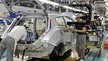 Nissan avait arrêté sa production à la mi-octobre