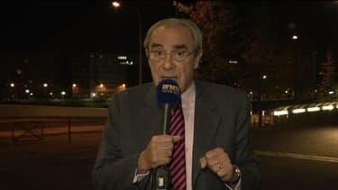 Bernard Debré, député UMP et médecin, opposé aux salles de shoot