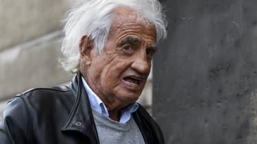 Jean-Paul Belmondo à Paris le 21 septembre 2018