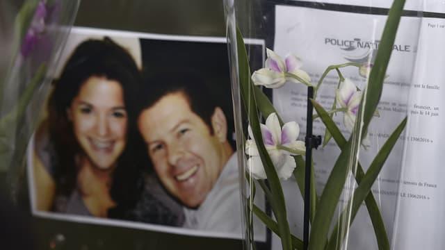 Jessica Schneider et Jean-Baptiste Salvaing ont été abattu à leur domicile de Magnanville, dans les Yvelines.