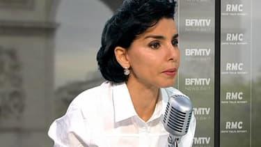 Rachida Dati, maire UMP du 7e arrondissement de Paris
