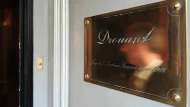 Depuis 1920, c'est au restaurant Drouant, à Paris, que l'Académie Goncourt décerne son prix.