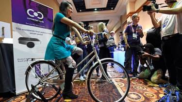 Pour Connected Cycle, la décision de se rendre au CES a été prise, presque comme un jeu, un défi. Mais, la préparation à l'événement est aussi sensible que l'entraînement des sportifs qui se rendent aux Jeux Olympiques.