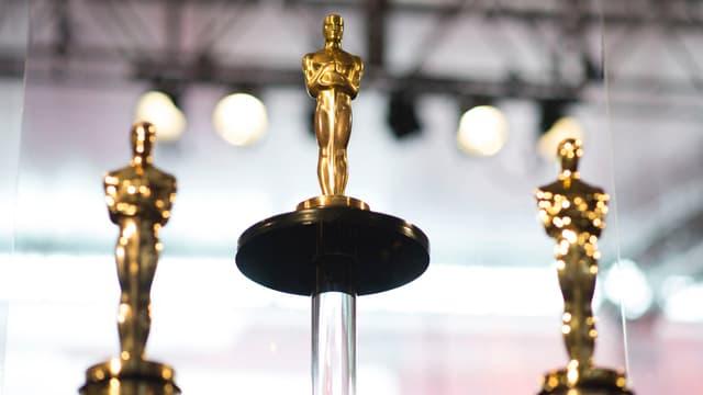 Les statuettes des Oscars