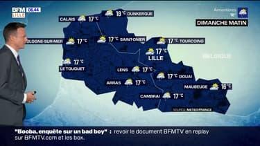 La météo du Nord-Pas-de-Calais pour le dimanche 25 juillet