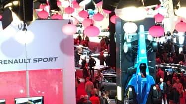 Il y a deux ans, 1,25 million de visiteurs ont fréquenté le Mondial de l'Automobile.