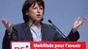 Dopé par son succès aux élections régionales, le Parti socialiste a lancé sa réflexion en vue de la présidentielle de 2012, pour laquelle Martine Aubry a lancé un appel à l'unité entre deux piques contre Nicolas Sarkozy. /Photo prise le 27 mars 2010/REUTE