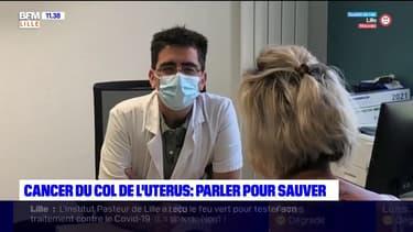L'hôpital Oscar Lambret lance mercredi une campagne de sensibilisation au cancer sur col de l'utérus
