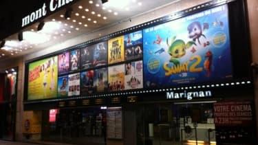 Les places de cinéma sortiraient gagnantes du changement de TVA programmé pour le 1er janvier 2014.