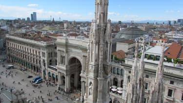 La ville de Milan (Photo d'illustration).