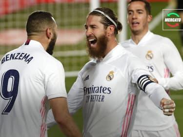 L'offre de prolongation du Real pour Ramos expirerait fin mars