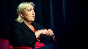 Marine Le Pen est mise en examen.