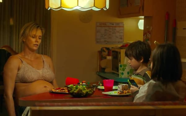 Charlize Theron dans Tully