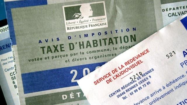 La taxe d'habitation est l'impôt le plus contesté