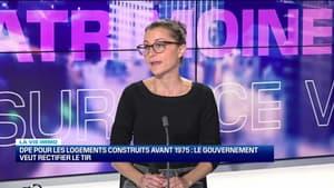 Marie Coeurderoy: Le gouvernement veut rectifier le tir du nouveau DPE - 27/09