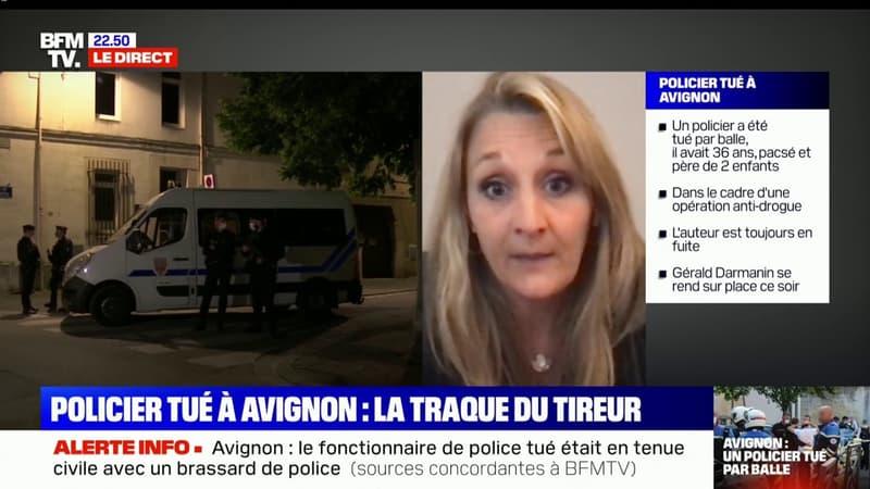 """Alice Thourot: """"Je suis en colère contre ceux qui entretiennent une défiance systématique envers nos forces de l'ordre"""""""