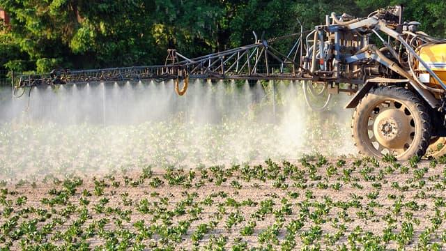 Des pesticides ont été retrouvés dans les poussières de maisons proches de cultures - Mardi 1er Mars 2016