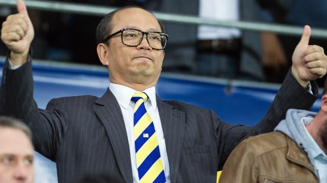 Li Wing-Sang, le futur propriétaire du FC Sochaux